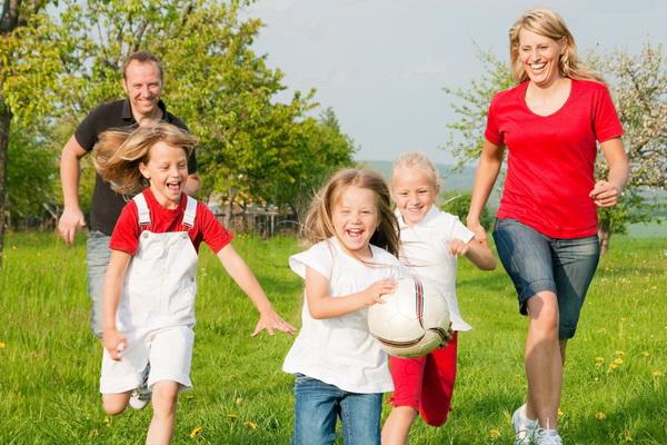 fericire familie