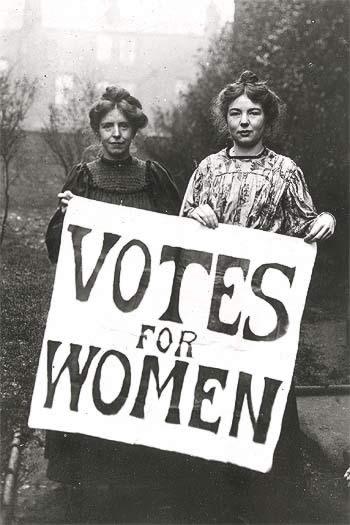 Femei pentru vot
