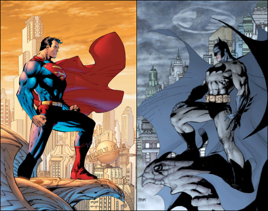 Batman versus Superman