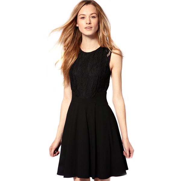 Mica rochie neagra