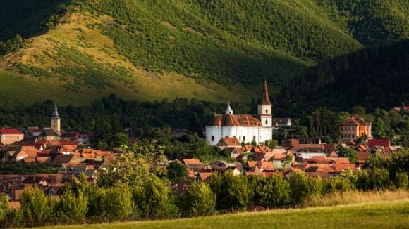 Sat in Transilvania