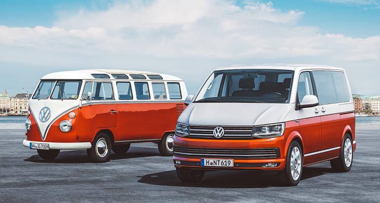 Hippie-Van-Volkswagen